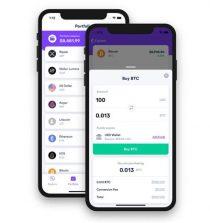 Anchor USD zero fees app