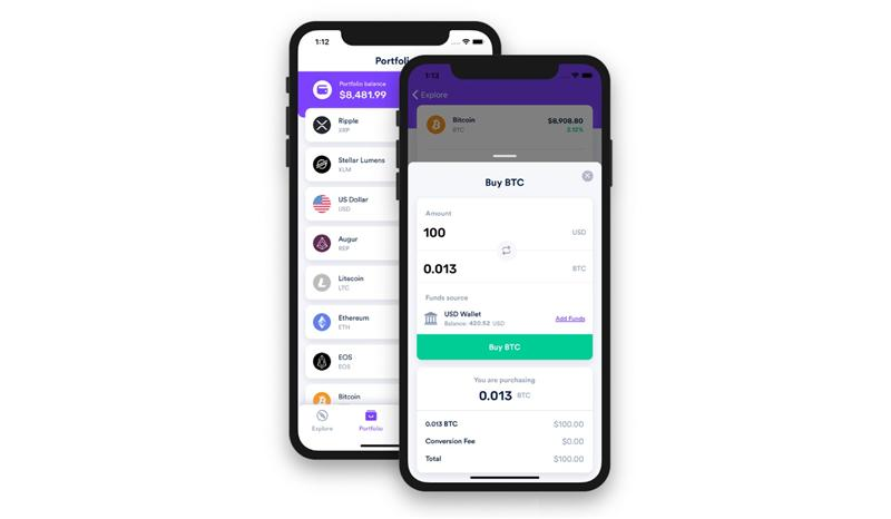 Anchor USD zero fees app