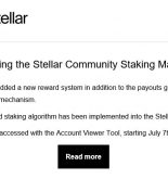 Stellar Community Staking Marathon