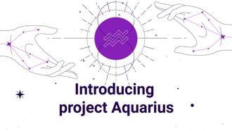 aquarius aqua token