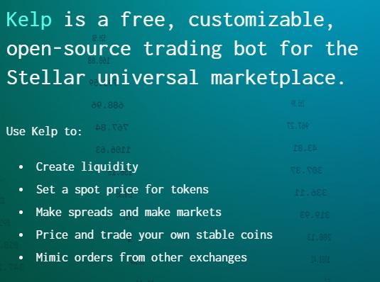kelp trading bot