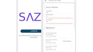 saza wallet
