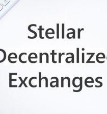 stellar decentralized exchanges
